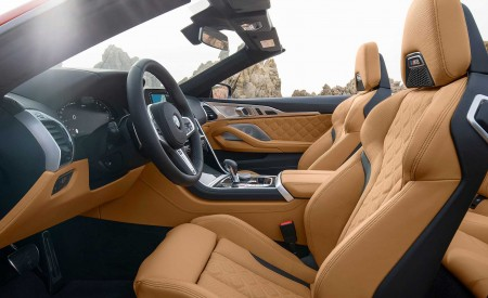 2020 BMW M8 Competition Convertible Interior Wallpapers 450x275 (41)