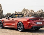 2020 BMW M8 Competition Convertible Rear Three-Quarter Wallpapers 150x120 (15)