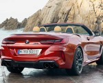 2020 BMW M8 Competition Convertible Rear Three-Quarter Wallpapers 150x120 (14)