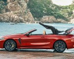 2020 BMW M8 Competition Convertible Side Wallpapers 150x120 (21)