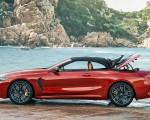 2020 BMW M8 Competition Convertible Side Wallpapers 150x120 (17)