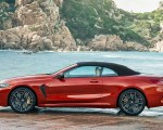 2020 BMW M8 Competition Convertible Side Wallpapers 150x120 (18)