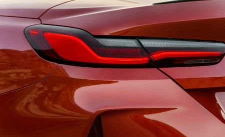 2020 BMW M8 Competition Convertible Tail Light Wallpapers 450x275 (25)