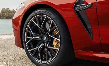 2020 BMW M8 Competition Convertible Wheel Wallpapers 450x275 (24)