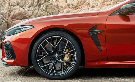 2020 BMW M8 Competition Convertible Wheel Wallpapers 450x275 (23)