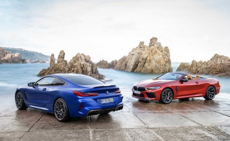 2020 BMW M8 Competition Convertible and Coupe Wallpapers 450x275 (22)