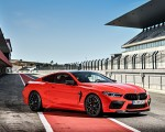 2020 BMW M8 Competition Coupe (Color: Fire Red) Front Three-Quarter Wallpapers 150x120 (46)