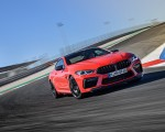 2020 BMW M8 Competition Coupe (Color: Fire Red) Front Three-Quarter Wallpapers 150x120 (2)