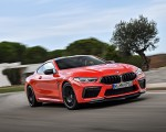 2020 BMW M8 Competition Coupe (Color: Fire Red) Front Three-Quarter Wallpapers 150x120 (47)