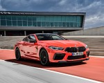 2020 BMW M8 Competition Coupe (Color: Fire Red) Front Three-Quarter Wallpapers 150x120 (35)