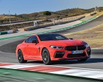 2020 BMW M8 Competition Coupe (Color: Fire Red) Front Three-Quarter Wallpapers 150x120 (11)