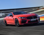 2020 BMW M8 Competition Coupe (Color: Fire Red) Front Three-Quarter Wallpapers 150x120 (3)