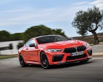 2020 BMW M8 Competition Coupe (Color: Fire Red) Front Three-Quarter Wallpapers 150x120 (48)