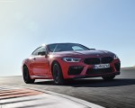 2020 BMW M8 Competition Coupe (Color: Fire Red) Front Three-Quarter Wallpapers 150x120 (24)