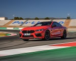 2020 BMW M8 Competition Coupe (Color: Fire Red) Front Three-Quarter Wallpapers 150x120 (12)