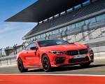 2020 BMW M8 Competition Coupe (Color: Fire Red) Front Three-Quarter Wallpapers 150x120 (37)