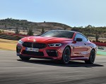 2020 BMW M8 Competition Coupe (Color: Fire Red) Front Three-Quarter Wallpapers 150x120 (25)