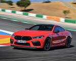 2020 BMW M8 Competition Coupe (Color: Fire Red) Front Three-Quarter Wallpapers 150x120 (4)