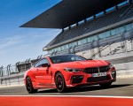 2020 BMW M8 Competition Coupe (Color: Fire Red) Front Three-Quarter Wallpapers 150x120 (38)