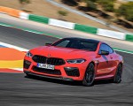 2020 BMW M8 Competition Coupe (Color: Fire Red) Front Three-Quarter Wallpapers 150x120 (5)