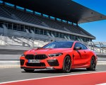 2020 BMW M8 Competition Coupe (Color: Fire Red) Front Three-Quarter Wallpapers 150x120 (39)