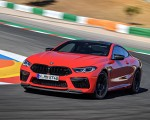 2020 BMW M8 Competition Coupe (Color: Fire Red) Front Three-Quarter Wallpapers 150x120 (6)