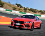 2020 BMW M8 Competition Coupe (Color: Fire Red) Front Three-Quarter Wallpapers 150x120 (8)