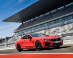 2020 BMW M8 Competition Coupe (Color: Fire Red) Front Three-Quarter Wallpapers 150x120 (50)
