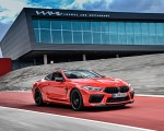 2020 BMW M8 Competition Coupe (Color: Fire Red) Front Three-Quarter Wallpapers 150x120 (40)