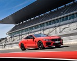 2020 BMW M8 Competition Coupe (Color: Fire Red) Front Three-Quarter Wallpapers 150x120 (26)