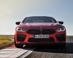 2020 BMW M8 Competition Coupe (Color: Fire Red) Front Wallpapers 150x120 (27)