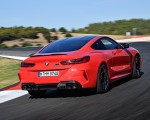 2020 BMW M8 Competition Coupe (Color: Fire Red) Rear Three-Quarter Wallpapers 150x120 (28)
