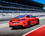 2020 BMW M8 Competition Coupe (Color: Fire Red) Rear Three-Quarter Wallpapers 150x120 (42)