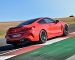 2020 BMW M8 Competition Coupe (Color: Fire Red) Rear Three-Quarter Wallpapers 150x120 (29)