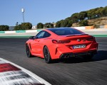 2020 BMW M8 Competition Coupe (Color: Fire Red) Rear Three-Quarter Wallpapers 150x120 (15)