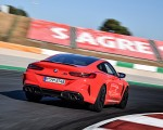 2020 BMW M8 Competition Coupe (Color: Fire Red) Rear Three-Quarter Wallpapers 150x120 (16)