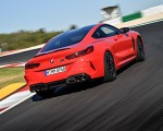 2020 BMW M8 Competition Coupe (Color: Fire Red) Rear Three-Quarter Wallpapers 150x120 (18)