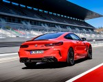 2020 BMW M8 Competition Coupe (Color: Fire Red) Rear Three-Quarter Wallpapers 150x120 (45)