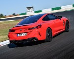 2020 BMW M8 Competition Coupe (Color: Fire Red) Rear Three-Quarter Wallpapers 150x120 (21)