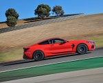 2020 BMW M8 Competition Coupe (Color: Fire Red) Side Wallpapers 150x120 (32)