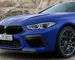 2020 BMW M8 Competition Coupe Detail Wallpapers 150x120 (32)