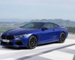 2020 BMW M8 Competition Coupe Front Three-Quarter Wallpapers 150x120 (23)