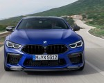 2020 BMW M8 Competition Coupe Front Wallpapers 150x120 (7)