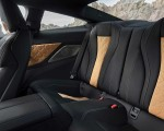 2020 BMW M8 Competition Coupe Interior Rear Seats Wallpapers 150x120 (38)