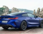 2020 BMW M8 Competition Coupe Rear Three-Quarter Wallpapers 150x120 (16)