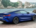 2020 BMW M8 Competition Coupe Rear Three-Quarter Wallpapers 150x120 (15)