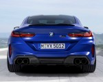 2020 BMW M8 Competition Coupe Rear Wallpapers 150x120 (25)