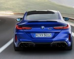 2020 BMW M8 Competition Coupe Rear Wallpapers 150x120 (9)