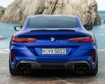 2020 BMW M8 Competition Coupe Rear Wallpapers 150x120 (17)