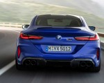 2020 BMW M8 Competition Coupe Rear Wallpapers 150x120 (10)